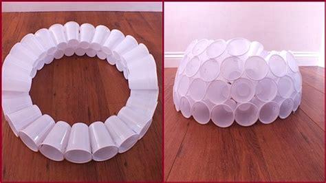 Pupazzo Bicchieri Di Plastica by Come Fare Un Pupazzo Di Neve Coi Bicchieri Di Plastica