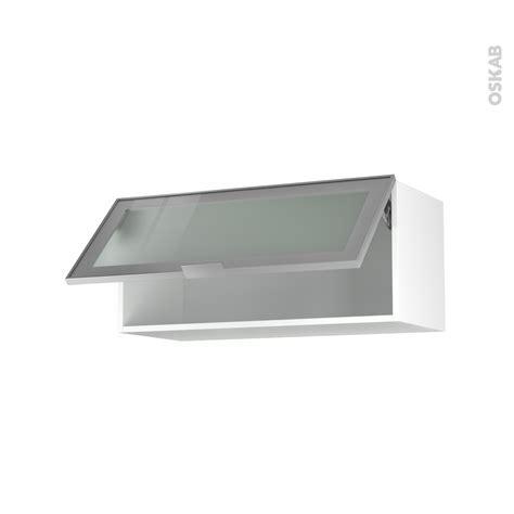 meuble de cuisine haut ikea meuble haut cuisine vitre