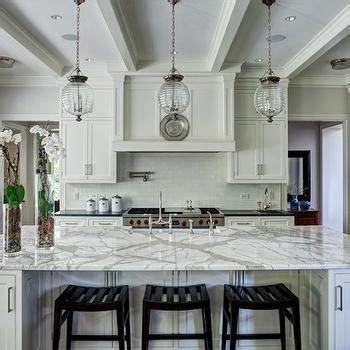 clemson pendants transitional kitchen