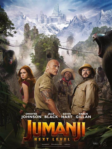 Jumanji: The Next Level | Free movies online, Streaming ...