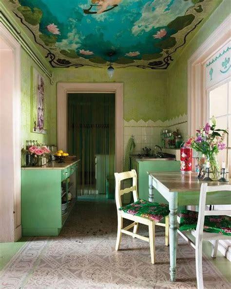 10 Boho Chic Kitchen Interior Design Ideas  Https