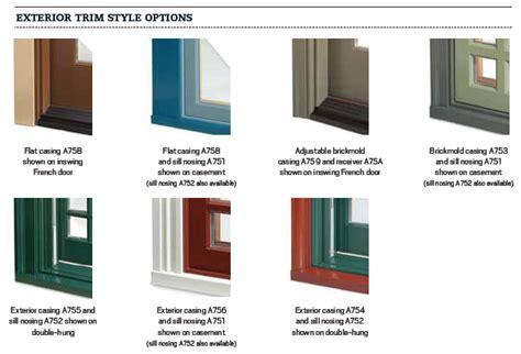 andersen window colors andersen windows interior trim billingsblessingbags org