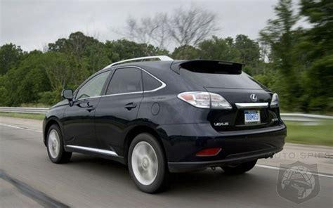 Lexus Floor Mats Rx 350 Recall by Lexus Recalls 154 000 Rx Models For Sudden Acceleration