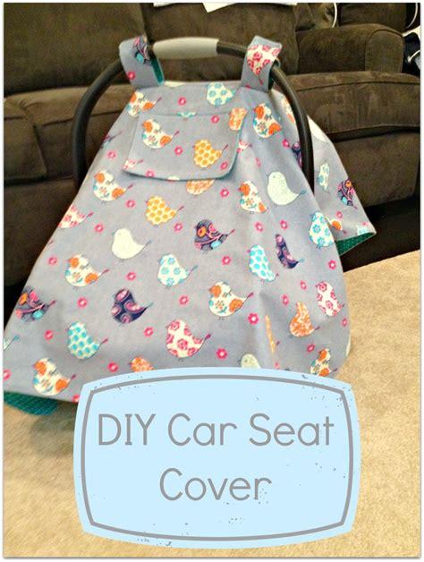 diy carseat canopy diy car seat cover tutorial