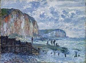 Les Petites Dalles : monet cliffs of les petites dalles 1880 in high ~ Melissatoandfro.com Idées de Décoration