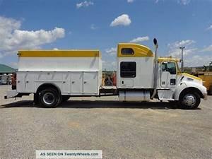 2002 Kenworth T300 Service Mechanics Truck