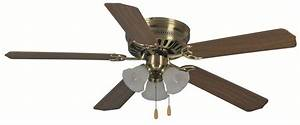 Comfort air purnell ceiling fan your way
