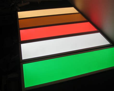 led panel  xcm rgb