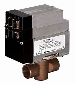 Whiterodgers 1361102 2 Wire Hydronic Zone Valve For 34in