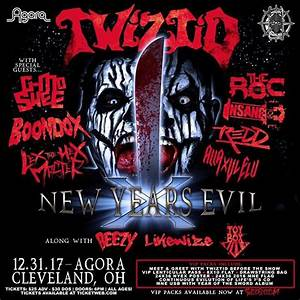 Twiztid Tour Dates 2017 - Upcoming Twiztid Concert Dates ...