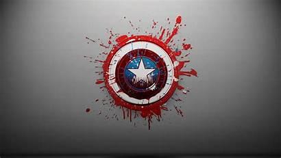 Captain America Wallpapers Shield Ipad Marvel