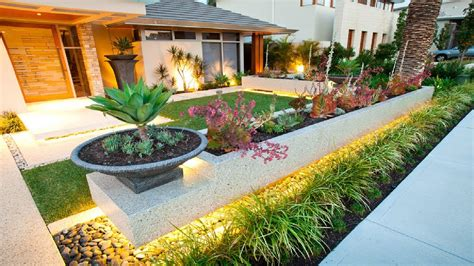 beautiful front  backyard landscape design ideas