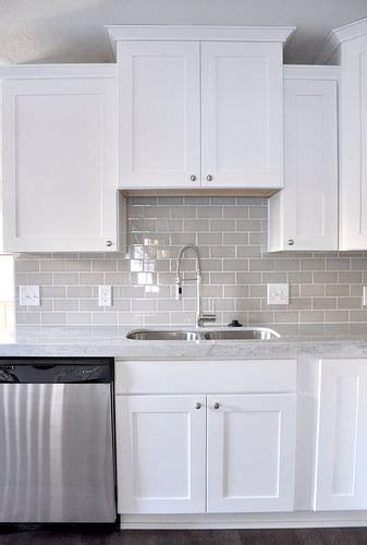 white kitchen grey backsplash 17 best images about paint colors on paint 1382
