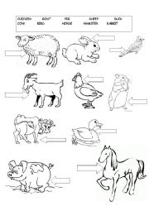 english teaching worksheets farm animals