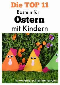 Basteln Zu Ostern : basteln f r ostern mit kindern mamablog einer schreit ~ Watch28wear.com Haus und Dekorationen