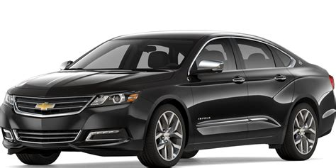 Size Cars by 2019 Chevy Impala Size Car Sedan Large Car