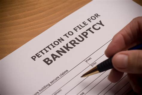 bankruptcy enjay debt management