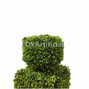 120cm Outdoor UV Protection Artificial Square Topiary Tree