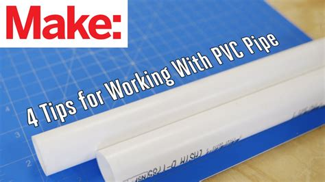 Skillbuilder Tips For Working With Pvc Pipe Youtube