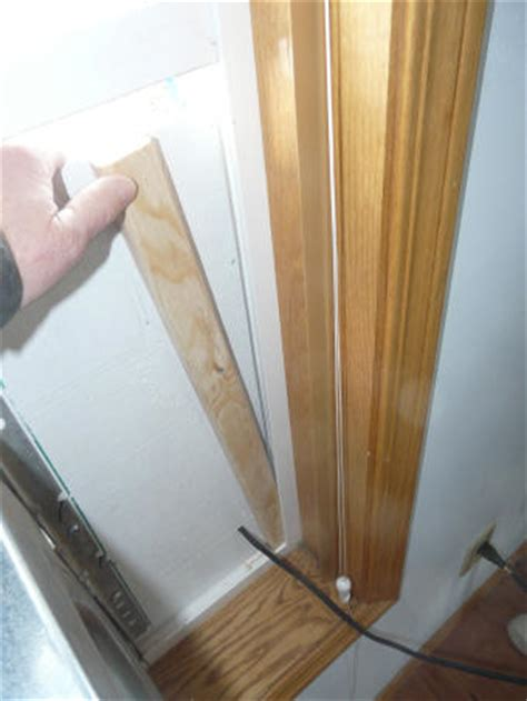 sealing gaps in the opening and installing an insulating cover box on your attic stairs building the diy blower door