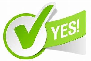 Yes No Icon - ClipArt Best