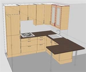 Kleine Küchenzeile Ikea : ikea k che montage valdolla ~ Michelbontemps.com Haus und Dekorationen