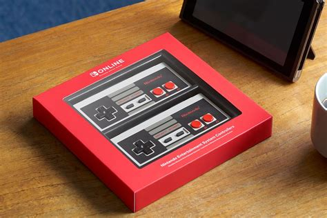 Nintendo Is Launching A Dedicated Wireless Nes Controller
