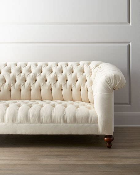 old hickory tannery sofa old hickory tannery quot ellsworth quot tufted sofa