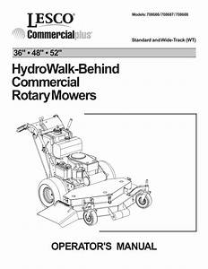 Lesco Mower Wiring Diagram