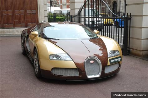 Volkswagen purchased the rights to build vehicles under the bugatti name in 1998 and unveiled its first model, the veyron, in 2005. Used 2008 Bugatti Veyron for sale in London   Pistonheads