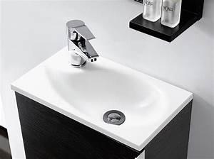 Handwaschbecken Gäste Wc : waschbecken mit unterschrank g ste wc ~ Michelbontemps.com Haus und Dekorationen