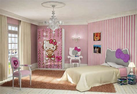 Bedroom Interior Design Hello Kitty 2015