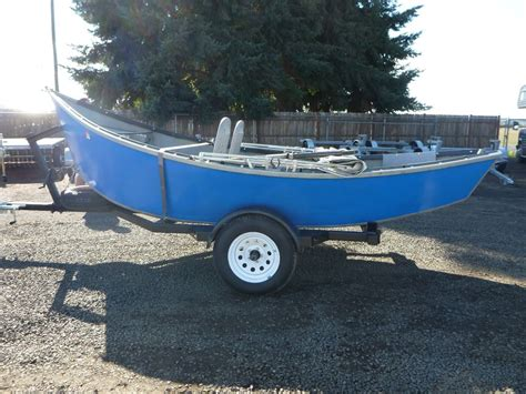 Koffler Drift Boats For Sale Used by 1990 16 X 54 Quot Koffler Drift Boat Koffler Boats