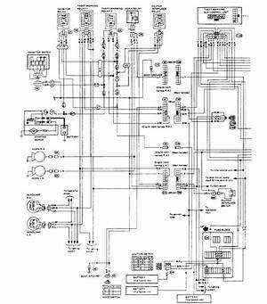 1984 Nissan 300zx Wiring Diagram 24930 Getacd Es
