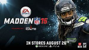 Review: Madden NFL 15 (XBOX ONE) - Geeks Under Grace