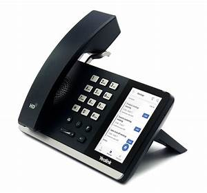 Yealink T55a Touchscreen Gigabit Color Ip Phone