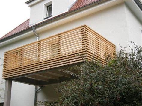 Pflanzkübel Für Balkongeländer by Bildergebnis F 252 R Balkon Stahl Holz Railing Balkon