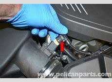 Pelican Technical Article BMW F30 3Series MAF Sensor