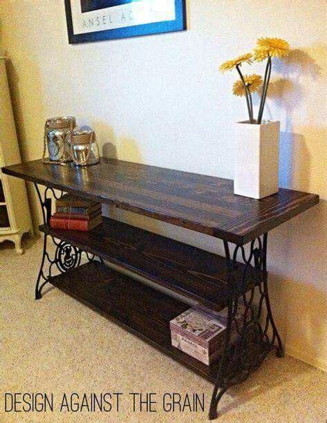 lada da scrivania design gorgeous repurposed console table from antique cast iron