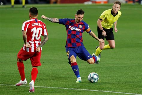 Barcelona vs Atletico Madrid LIVE! Latest score, goal ...