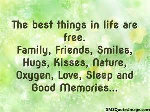 Quotes About Best Things in Life