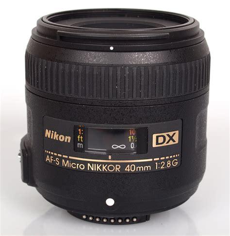 nikon af s dx micro nikkor 40mm f 2 8 lens review