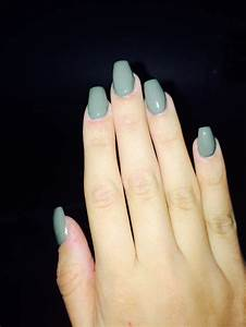 coffin shaped acrylic nails new expression nails