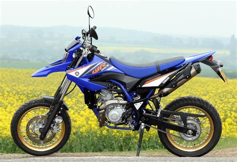 Yamaha Wr125x (2009on) Review Mcn