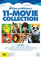 Dreamworks 11 Movie DVD Collection Box Set $24 + $1.97 ...