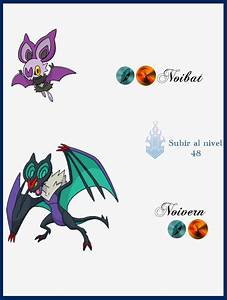 Noibat Evolution Chart | www.imgkid.com - The Image Kid ...