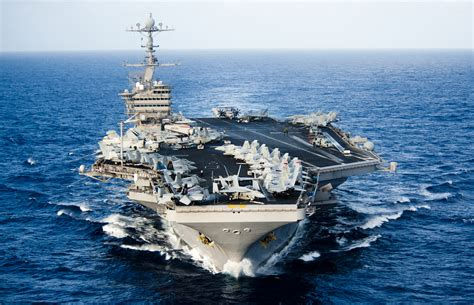 Could 'Baby' Aircraft Carriers Be the Next U.S. Navy Super ...