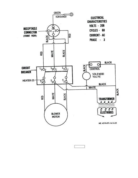 phase immersion heater wiring diagram collection