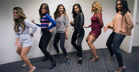 Fifth Harmony Taught Their Work From Home Dance Now