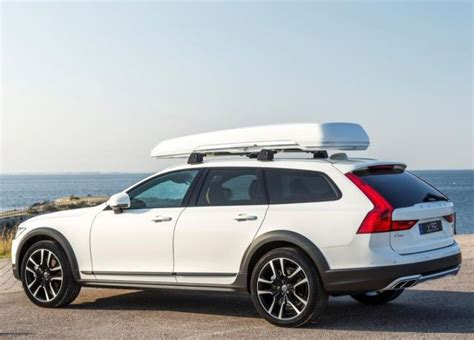 volvo  cross country  specs pricing carscoza